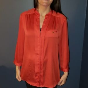 {The Limited} Red Blouse